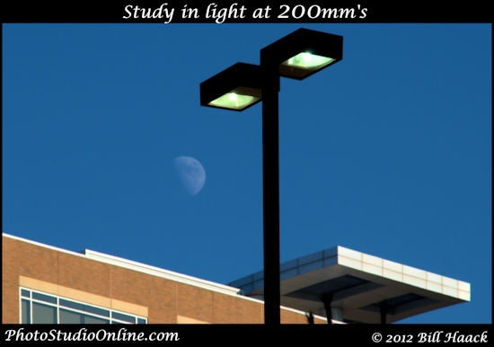stlouis missouri usa sky lighting blue day moon perspective architecture 112112