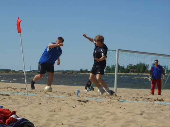 Kalajoki Beach Futis Finnish Open 2007