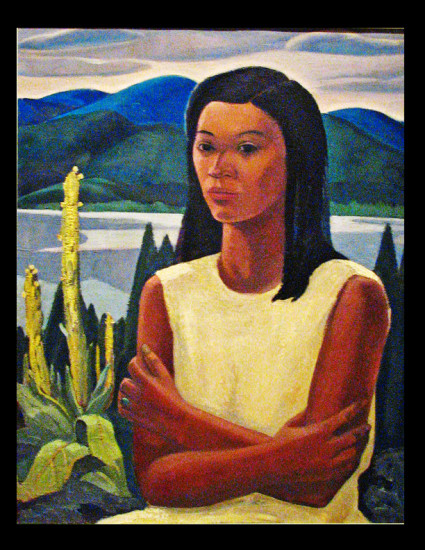 art groupofseven paintings Canada aboriginal