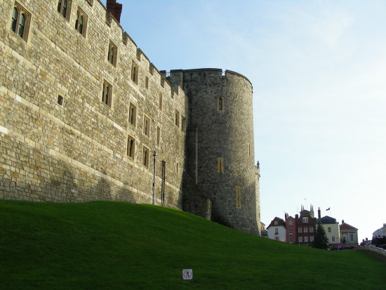 Windsor on first day of New Year...
