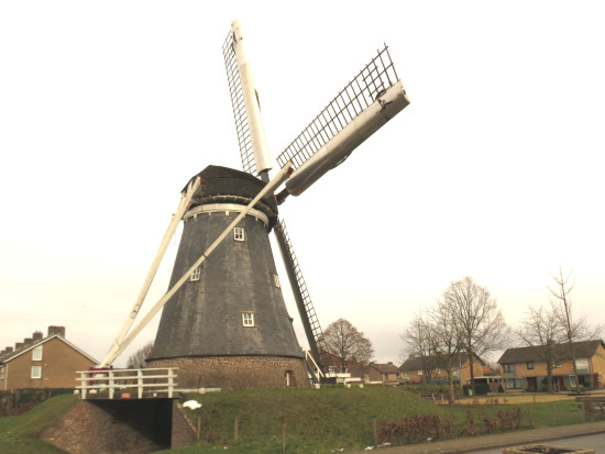 Series Limburg Windmills Watermills Millclub