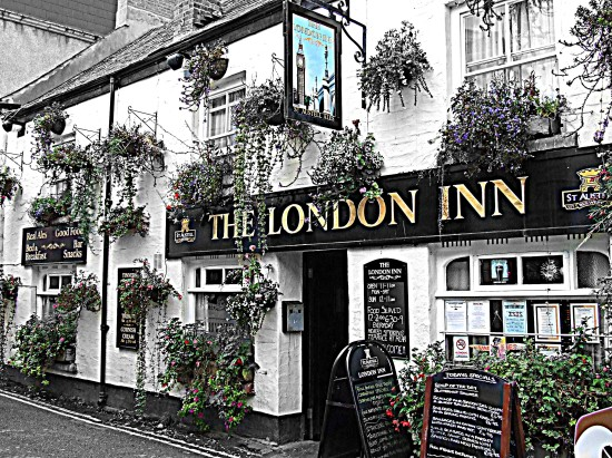 The London Inn Padstow Cornwall HDR 2011rob