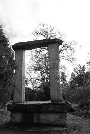 Its a doorway!! But where does it go.......???