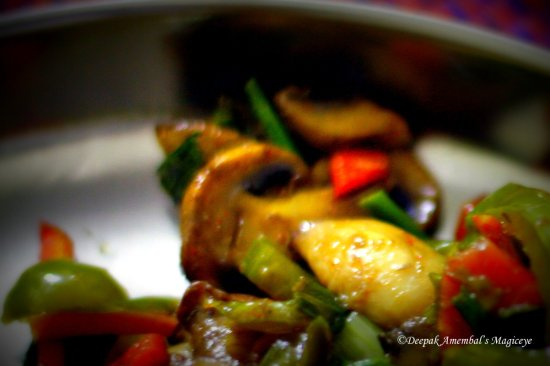 fried vegetables picture processed picasa