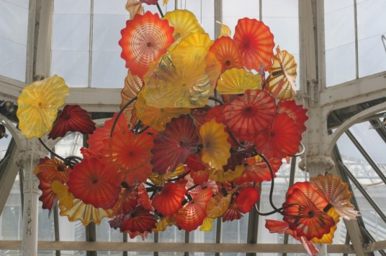Chihuly exhibition Kew Gardens
