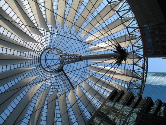 sony center at postdamer platz