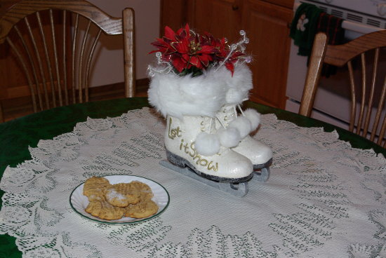 table deco cookies