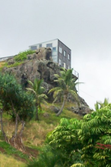 building landscape hawaii