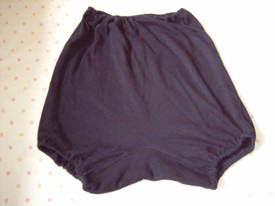 My 1940s school knickers