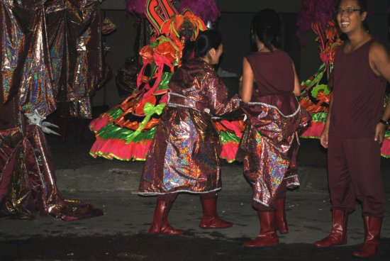 Chinese in Carnaval