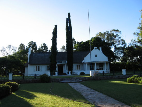 Junehill Anglo guest house Zimbabwe 2007
