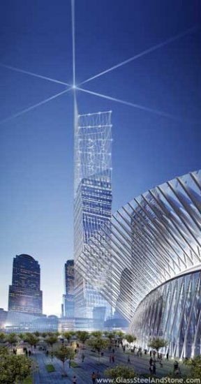 Next World trade center
