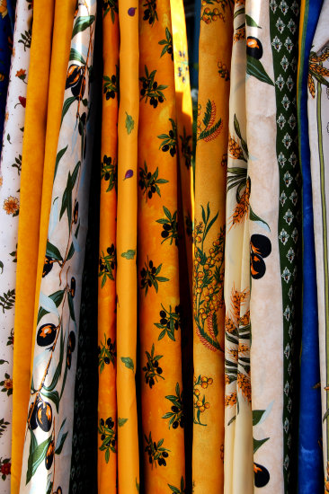 provence tablecloths colourful