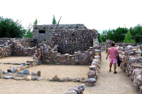 Indian Ruins Globe Arizona roncarlin