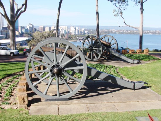 Cannons Kings Park Perth littleollie