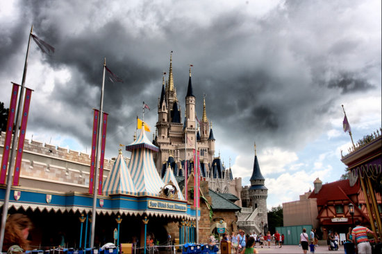 HDR Walt Disney World