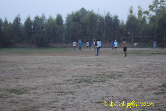football ground mehatpur