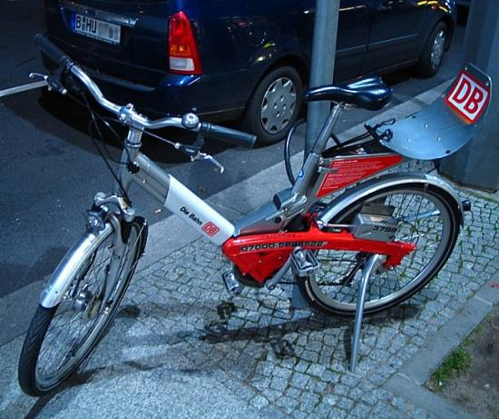 Berlin Canon G5 Bicycle Hire