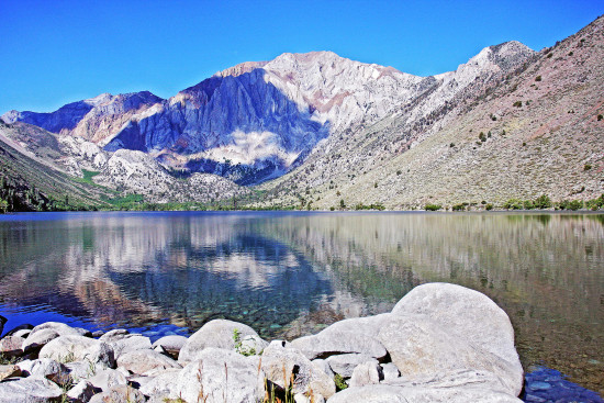reflectionthursday ConvictLake California roncarlin