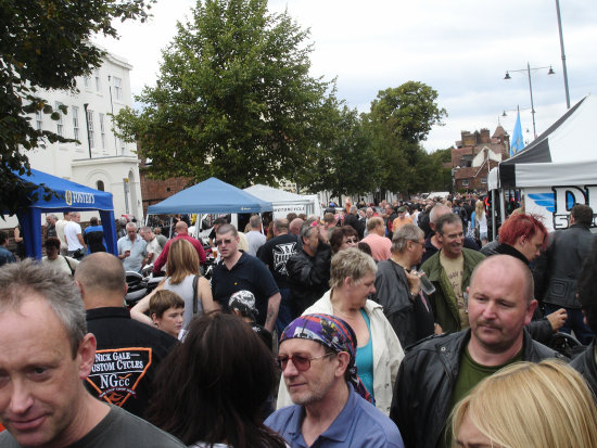 Baldock Bike Show