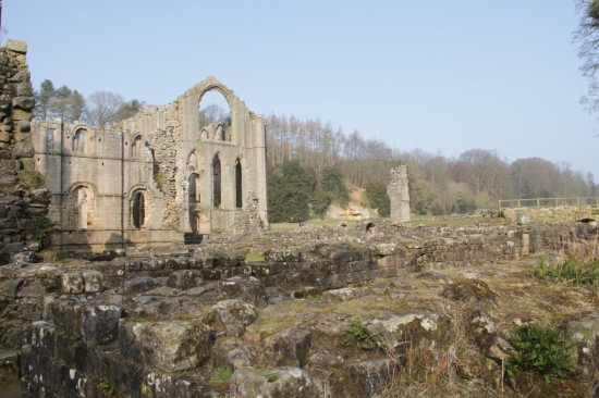 Studley Royal Park and Fountains Abbey Ripon abhatti