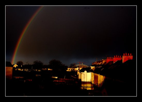 mystreetfriday Limerick Ireland Thomond Park Rainbow