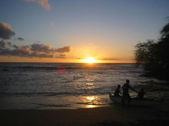 SUNSET! This was the best day of my life!