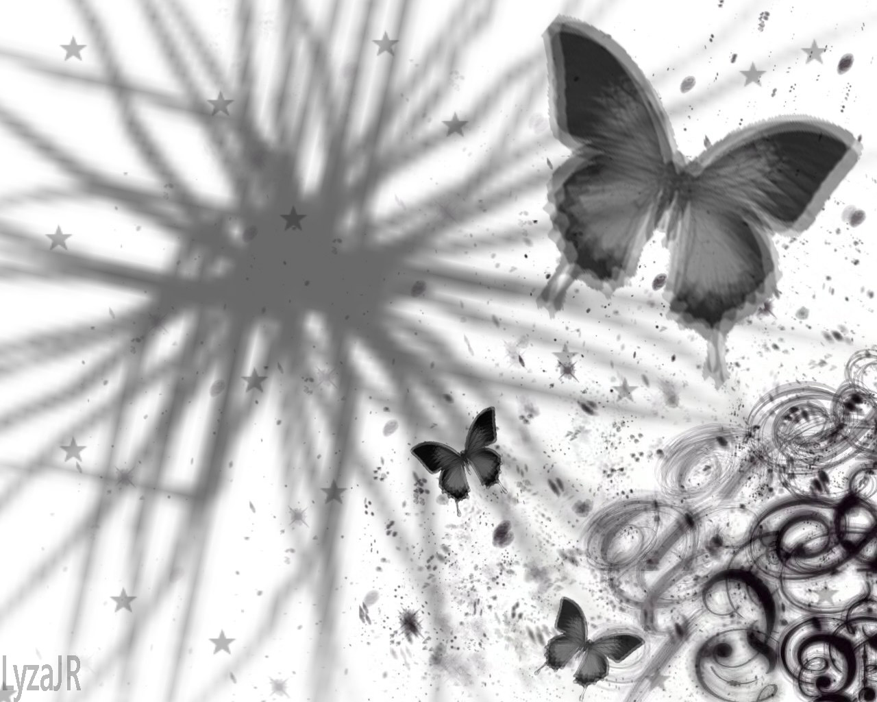 Butterfly Background Pictures