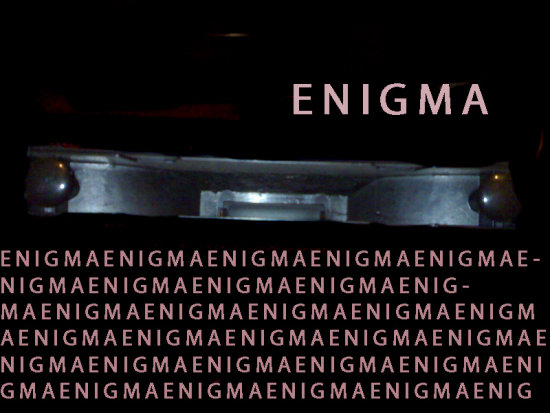 ENIGMA !!! GUESS WHAT THIS COULD BE  THE NEXT ENIGMA IS DONE BY THE WINNER OF THIS ONE :)) HOP...