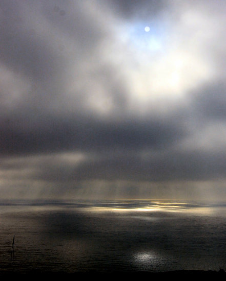 pacific ocean afternoon marine layer pankey wildspirit seascape mood