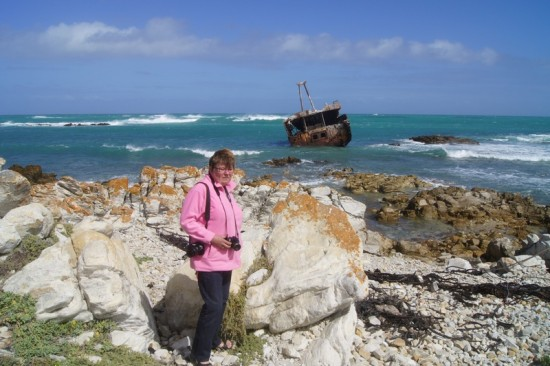 vacation africa cape agulhas