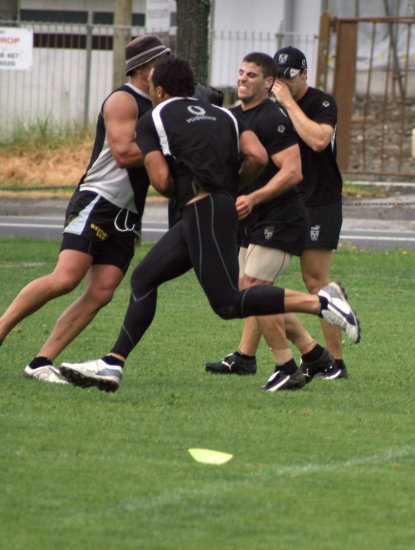 Man Friday allows me a chance to include a few sports photos 