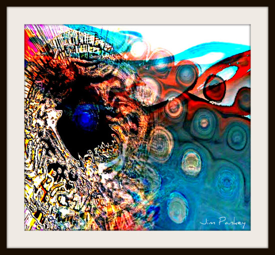leaf abstract pankey wildspirit picture creative fine art digitalartclub