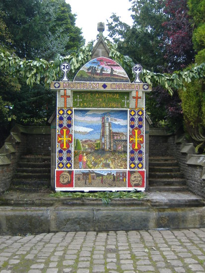 welldressing derbyshire