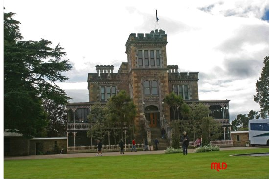 Castle in NZ