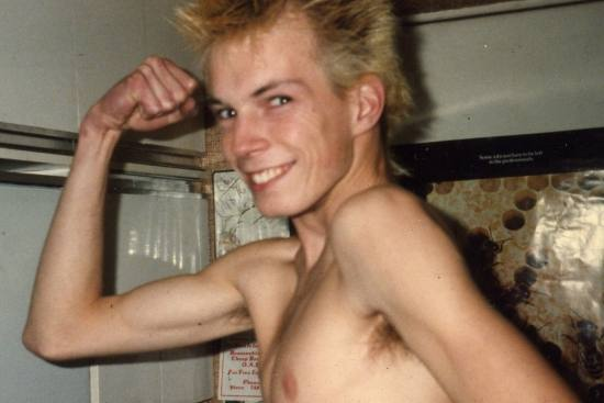 I haven't always been the hunk I am today, I used to be quite slim !