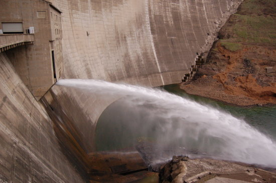 dam water structure