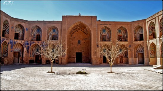 Architecture persian art structure Iran Khorasan Khaf Torbat old ancien