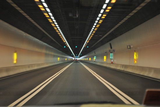 Hong Kong Tunnel