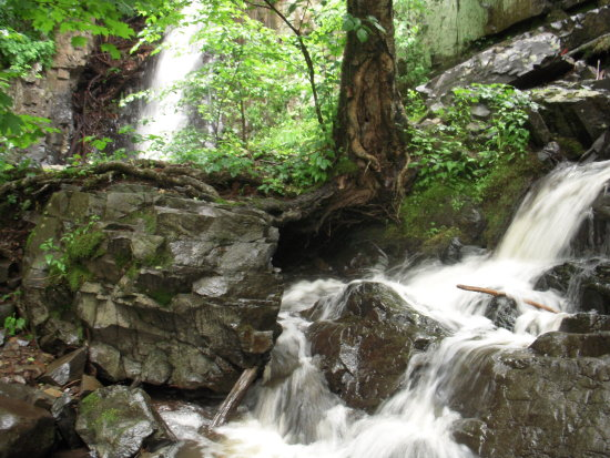 The Waterfall Middlefield CT