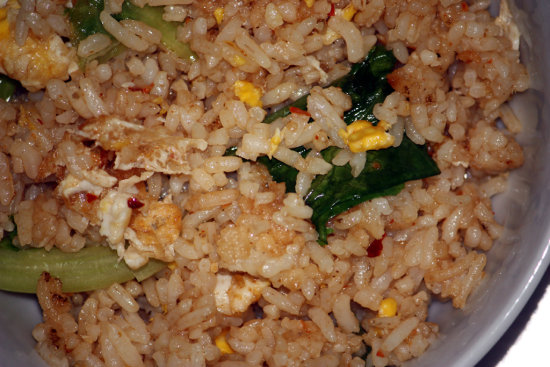 Egg Fried Rice 蛋炒饭