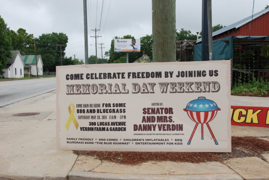 memorial day weekend laurens south carolina