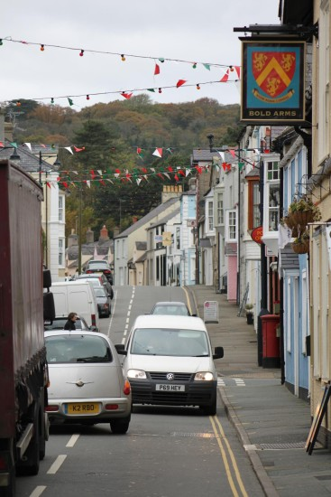 wales anglesey beaumaris architecture vehicles