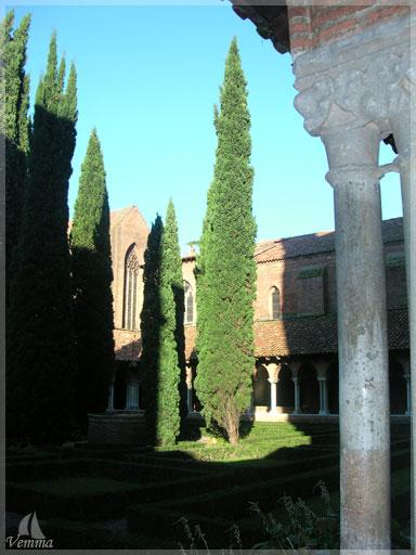 Jacobin Cloister - Toulouse, France