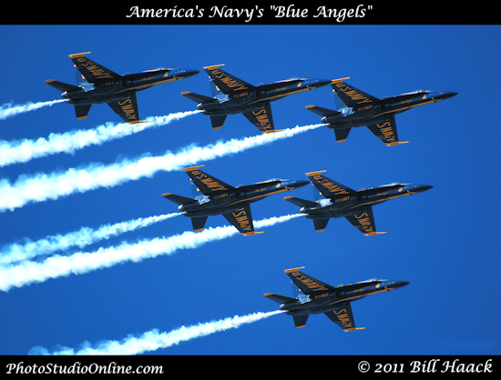 stlouis missouri usa St Louis County airshow navy Blue Angels 090107