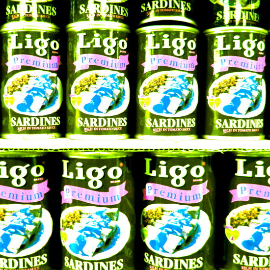andy warhol pinoy style experiment humour graphic philippines sardines