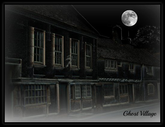 ghost village digitalartclub highwycombebuckinghamshire