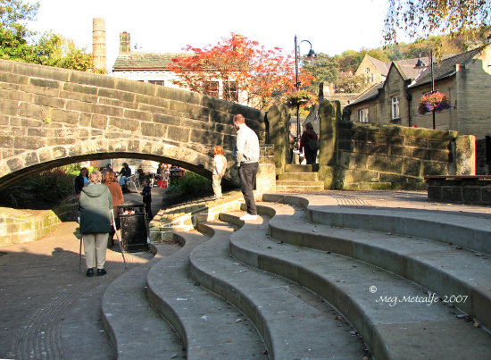 steps HebdenBridge