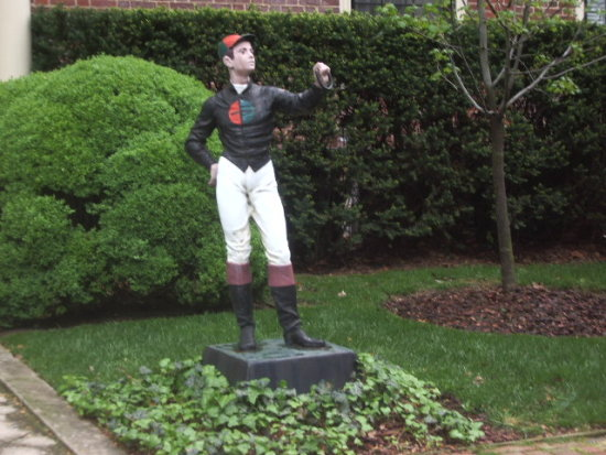 Lawn Jockey Pictures