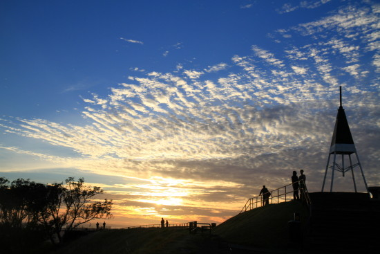 sunrise mt eden summit
